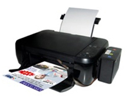 InkPlus CIS Printer-Model -PSC-1238