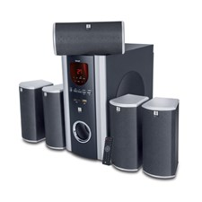 Computer Speakers,Iball,iBall Booster BTH 5.1 Computer Multimedia Speaker