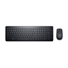 Keyboards,Dell,Dell KM117 Wireless Keyboard and Mouse Combo