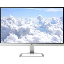 Monitors,HP,HP 24F IPS FHD With HDMI & Front Silver Panel LED Monitor