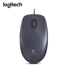 Mouse,Logitech,Logitech M90 Wired USB Mouse