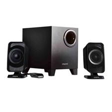 Computer Speakers,Creative,Creative 2.1 T3130 Speaker System
