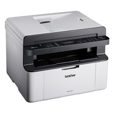 All in One Laserjet Printers,Brother,Brother DCP-1616NW Mono Laser Multi-Function Printer