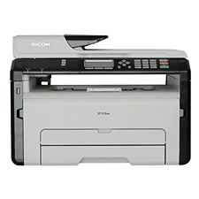 All in One Laserjet Printers,Ricoh,Ricoh SP 212SNw Multifunction Printer